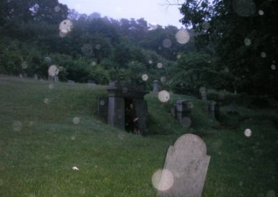 Orbs Gravestones